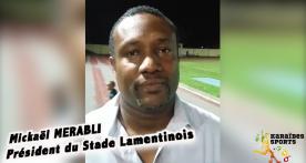 Mickaël MERABLI parle du Tournoi U11 du Stade Lamentinois