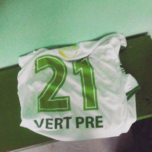 Vert - maillot