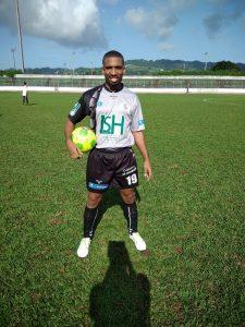 Nicolas Vert Pre - Footballeur