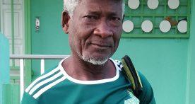 Clovis SANGRADO, Le nominé dans la catégorie U-19