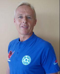 Richard GUYON, entraîneur des U19