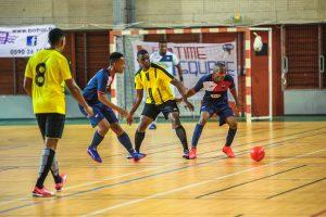 Rudy VOUTEAU en Futsal