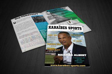 Le premier e-magazine sur le football des Antilles-Guyane
