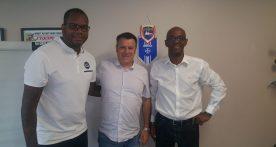 le partenariat de l'AS Gosier & AJ Auxerre