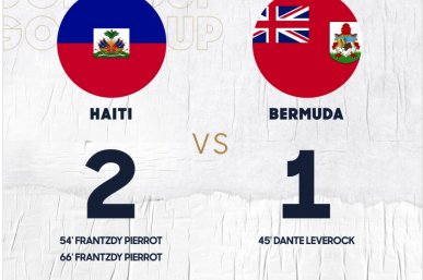 [GOLD CUP 2019 - Group B] Haiti 2 - 1 Bermuda