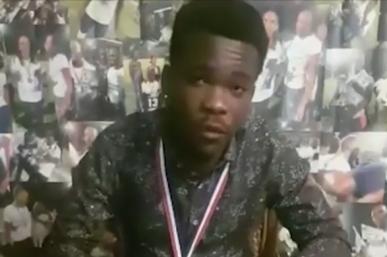 Livio LENGRAI, le jeune de 16 ans champion de la R1 Guadeloupe