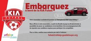 Kia Futsal onboarding new club