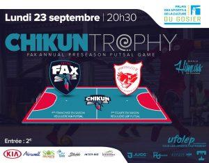 Fax Futsal Guadeloupe