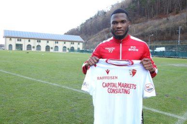 Dimitri Cavaré s'engage pour deux ans et demi avec le FC Sion